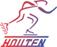 Schaatsen en skaten in Houten Logo